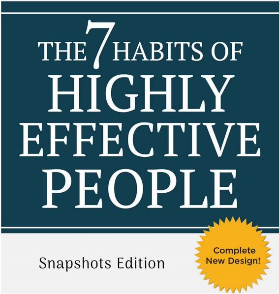 7 Habits of Highly Effective People Book Review