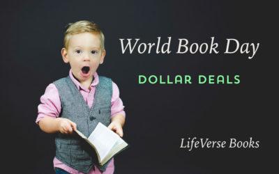World Book Day Dollar Deals 4/22/2017