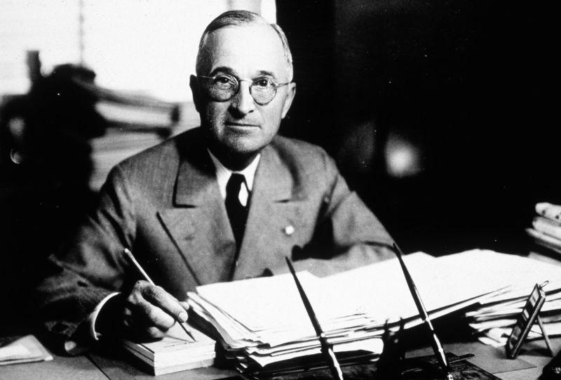 """Truman"" by David McCullough ~ Book Review"