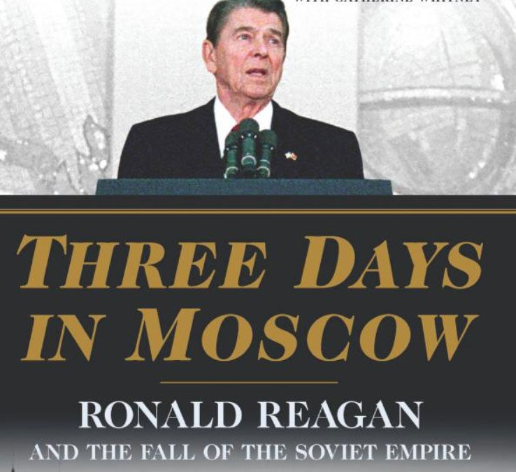 """3 Days in Moscow"" Book Review"