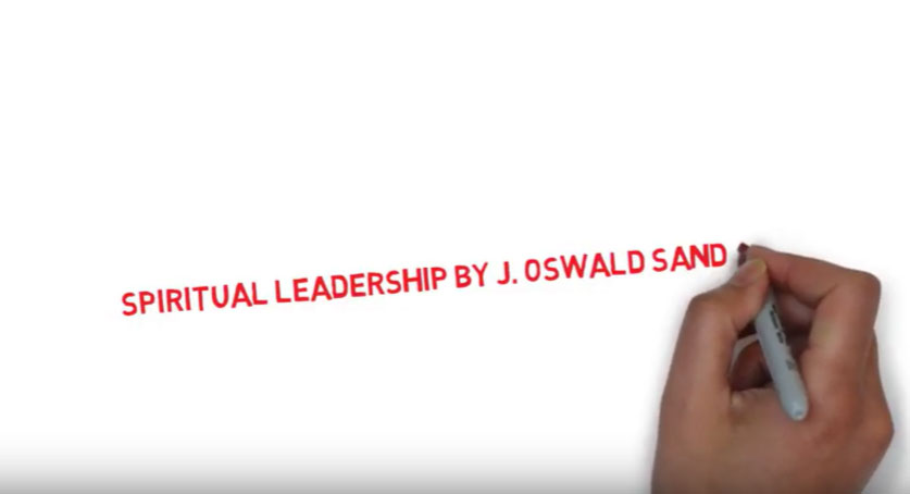 Spiritual Leadership by J Oswald Sanders ~A 3 Minute Video Review