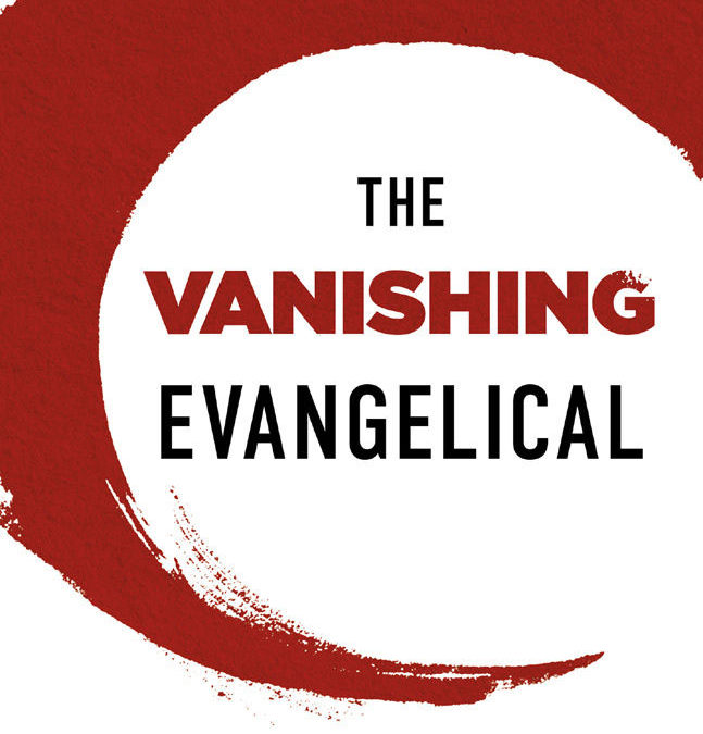 'The Vanishing Evangelical' by Calvin Miller ~ Book Review