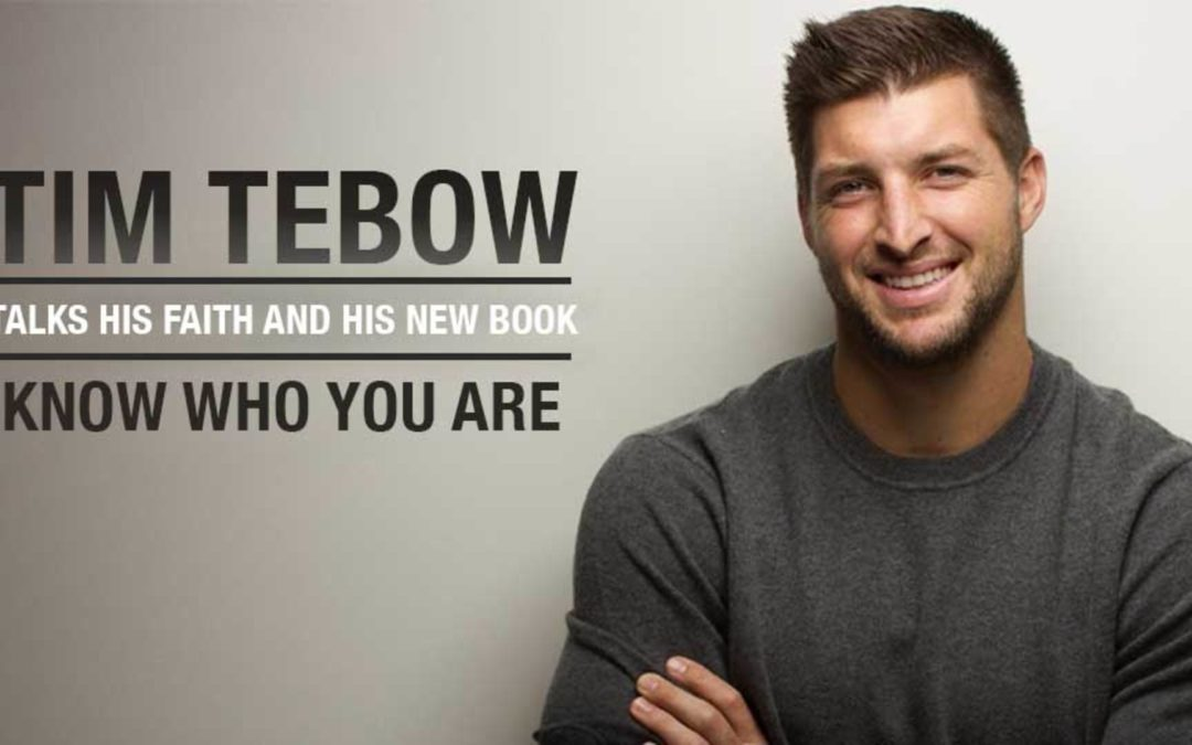 'Know Who You Are' by Tim Tebow & More Inspirational Book Deals for 7/11/2019