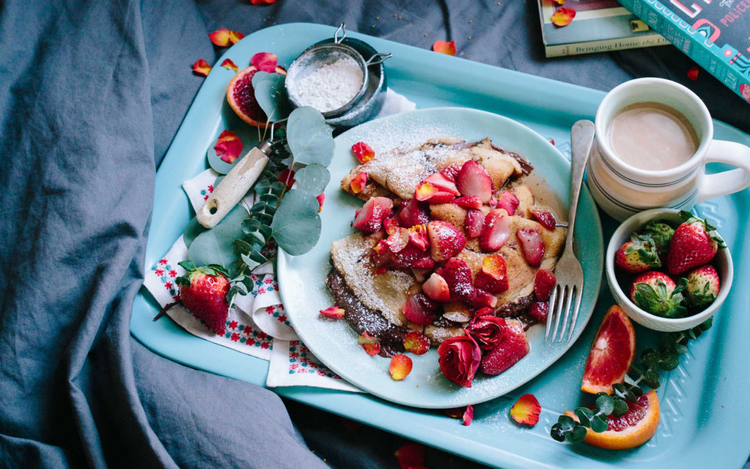 Sunday Waffles and Inspirational Book Deals for 11/1/2020